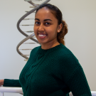 "A first-year Ph.D. student in the Biochemistry, Molecular, Cellular and Developmental Biology (BMCDB) Graduate Group, Natalie Sahabandu said, ""One of the biggest highlights of my career has been the people who have been involved in this journey."""