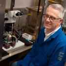 In a study published in iScience, Distinguished Professor Walter Leal and his colleagues showed that the southern house mosquito possesses a single odorant receptor that exhibits both inhibitory and excitatory responses. David Slipher/UC Davis